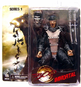NECA Frank Miller's 300 Movie Series 1 Action Figure Immortal