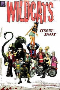 Wildstorm Wildcats Trade Paperbacks and Hardcovers