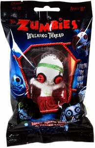 The Zumbies Walking Thread Lucky Zombie Doll Keychain Leilani