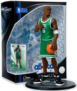 Upper Deck Authenticated All Star Vinyl 10 Inch Figure Kevin Garnett