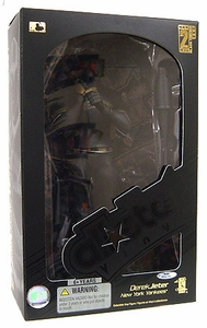 Upper Deck Authenticated All Star Vinyl Figure Derek Jeter (All Black) Limited to 250 Pieces