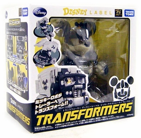 Transformers Takara Disney Mickey Mouse Transformer [Black & White]