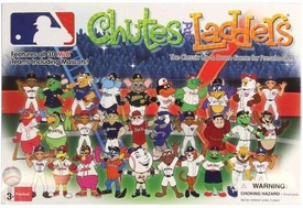 MLB Major League Baseball Chutes & Ladders Board Game
