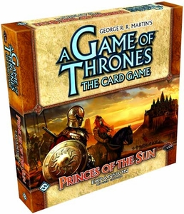 A Game of Thrones: Fantasy Flight LCG Living Card Game Expansion Princes of the Sun [Revised Edition]