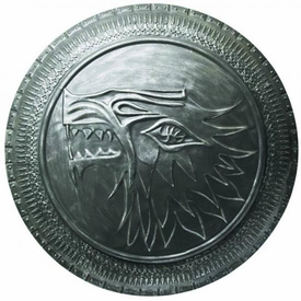 Game of Thrones Replica Stark Infantry Shield Pre-Order ships March