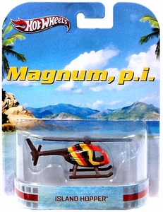 Hot Wheels Retro Magnum, P. I. 1:55 Die Cast Vehicle Island Hopper