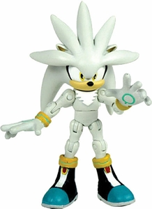 Sonic Super Posers Action Figure Silver Pre-Order ships March