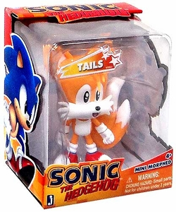 Sonic 2.75 Inch Mini Morphed Figure Classic Tails