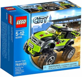 LEGO City Set #60055 Monster Truck