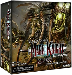 Mage Knight Board Game Character Expansion Krang