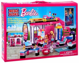 Barbie Mega Bloks Set #80245 Glam Salon