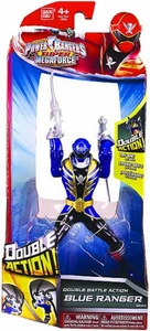 Power Rangers Super Megaforce Double Battle Action Figure Blue Ranger