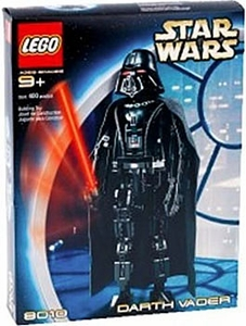 LEGO Star Wars Technic Set #8010 Darth Vader Damaged Package, Mint Contents!