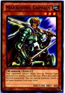 YuGiOh 2013 Super Starter: V for Victory Single Card Common YS13-EN019 Marauding Captain