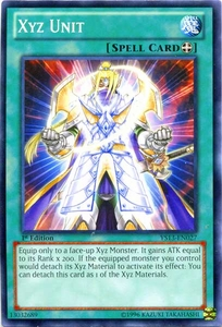 YuGiOh 2013 Super Starter: V for Victory Single Card Common YS13-EN027 Xyz Unit