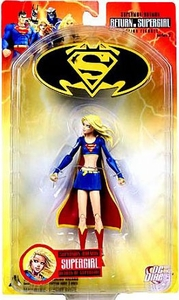 DC Direct Superman & Batman Series 2 Return of Supergirl Action Figure Supergirl