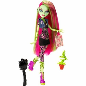 Monster High Deluxe Doll Venus McFlytrap LOOSE - No Package!