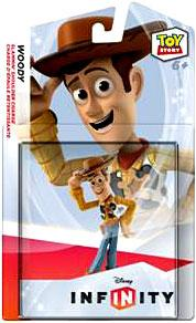 Disney Infinity Game Figure Woody