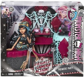 Monster High Frights, Camera, Action! Playset Premiere Party