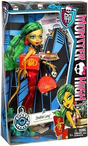Monster High Scaremester DELUXE Doll Jinafire Long