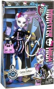 Monster High Scaremester DELUXE Doll Catrine Demew
