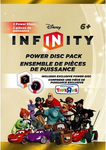 Disney Infinity Exclusive Series 2 Power Disc Pack