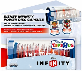 Disney Infinity EXCLUSIVE Power Disc Capsule [Holds 22 Discs]
