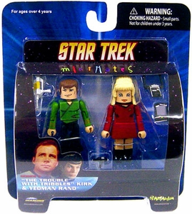 Star Trek Diamond Select Toys Series 5 Minimates