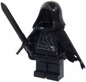 LEGO Lord of the Rings LOOSE Mini Figure Ringwraith [Nazgul] with Morgul Blade