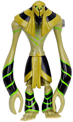 Ben 10 LOOSE 4 Inch Action Figure Benmummy [Battle Version]
