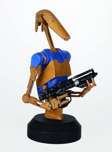 Star Wars Gentle Giant Mini-Bust Battle Droid Pilot Pre-Order ships April