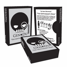 GenDu Gentleman's Duel Alpha Starter Deck [50 Cards] BLOWOUT SALE!