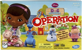 Disney Doc McStuffins Board Game Operation