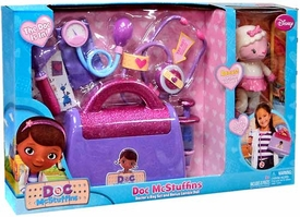 Disney Doc McStuffins Doctor's Bag Play Set with Lambie Doll