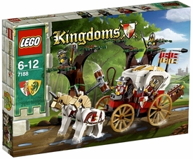 LEGO Kingdoms Set #7188 King's Carriage Ambush