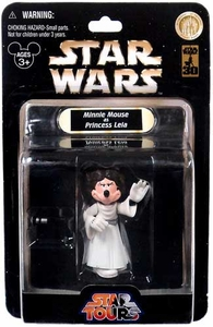 Star Wars Disney World 30th Anniversary Star Tours Action Figure Minnie Mouse as Princess Leia