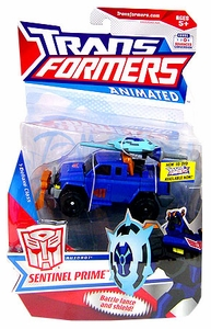 Transformers Animated Deluxe Figure Sentinel Prime