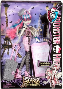 Monster High Scaris City of Frights Deluxe Doll Rochelle Goyle