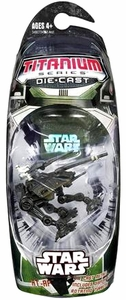 Star Wars Titanium Series Diecast Mini AT-AP