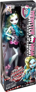 Monster High Frights, Camera, Action! BASIC Doll Black Carpet Lagoona Blue