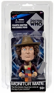 Dr Who Monitor Mate Bobblehead 4th Doctor