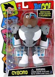 Teen Titans Go! 5 Inch Action Figure Cyborg