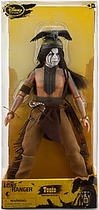 Disney Lone Ranger Movie Exclusive 12 Inch Deluxe Action Figure Tonto [Johnny Depp]