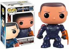 Funko POP! Mass Effect Vinyl Figure Commander Shepard