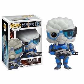 Funko POP! Mass Effect Vinyl Figure Garrus Pre-Order ships June