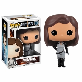 Funko POP! Mass Effect Vinyl Figure Miranda