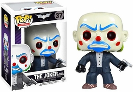 Funko Pop! Batman The Dark Knight Vinyl Figure The Joker [Bank Robber Version] New!