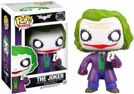 Funko POP! Batman The Dark Knight Vinyl Figure The Joker New!