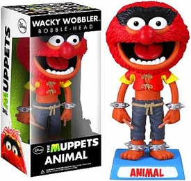 Funko Muppets Wacky Wobbler Bobble Head Animal