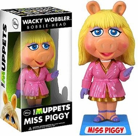 Funko Muppets Wacky Wobbler Bobble Head Miss Piggy